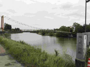 小貝川支流北浦川